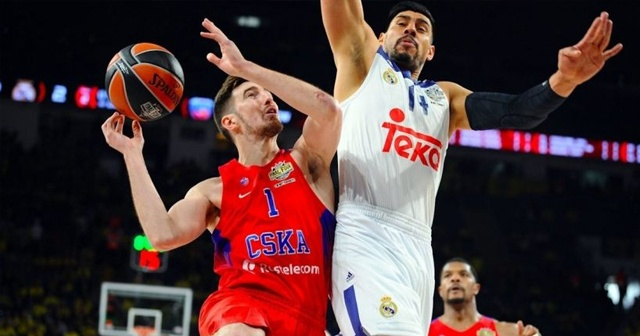 CSKA Moskova Real Madrid EuroLeague Final Four maçı beınsport CANLI İZLE | Moskova Real Madrid maçı izle frekans bilgileri
