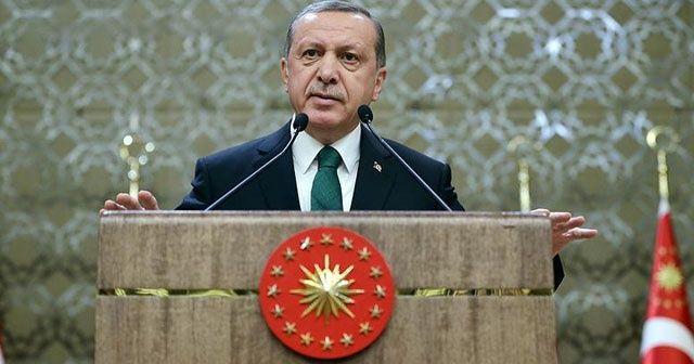 Cumhurbaşkanı Erdoğan: Dünyada bir numarayız
