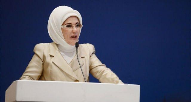 Cumhurbaşkanı Erdoğan'ın eşi Emine Erdoğan'dan ramazan mesajı