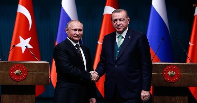 Cumhurbaşkanı Erdoğan, Vladimir Putin ile bu akşam telefonda görüştü