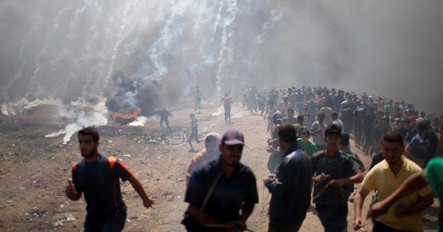 İsrail katliamına bir tepki de Mısır'dan