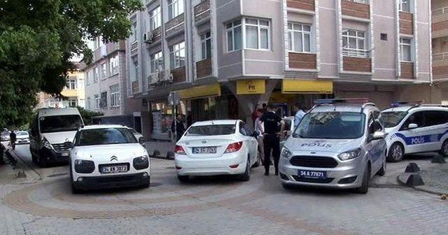 İstanbul Küçükçekmece'de PTT şubesi soyuldu!