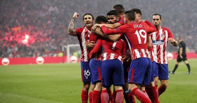 Marsilya 0-3 Atletico Madrid Final maçı geniş özeti golleri izle! Marsilya - Atletico Madrid maçı kaç kaç bitti?