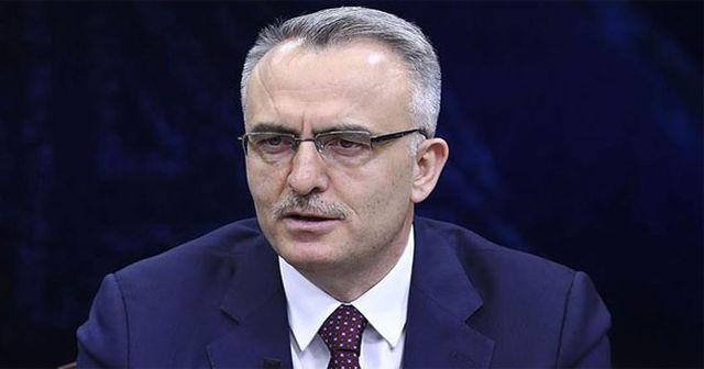 Naci Ağbal'dan akaryakıtta ÖTV açıklaması