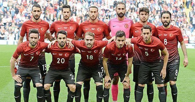Rusya-Türkiye maçı Moskova'da oynanacak