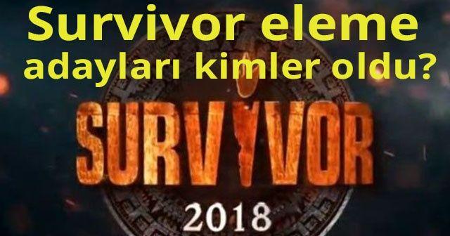 Survivor Dokunulmazlık Oyununu Kim Kazandı? 21 Mayıs Survivor'da eleln isim belli oldu! Survivor ELEME
