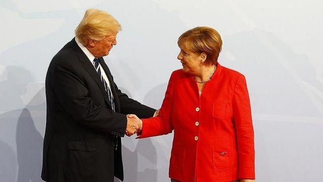 Trump'ın Almanya'yı doğalgaz projesinde sıkıştırdığı iddiası