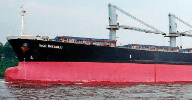 Yemen'de Türk gemisine  füze saldırısı