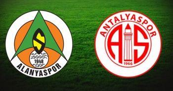 Alanyaspor Antalyaspor Maçı golleri ve özeti İZLE   Alanyaspor Antalyaspor maçı Kaç Kaç bitti?