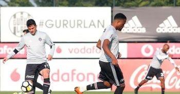 Beşiktaş, Kayserispor maçı hazırlıklarını sürdürdü