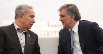 Bülent Arınç'tan Abdullah Gül'e sitem