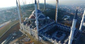 Çamlıca Camii Kadir gecesini bekliyor