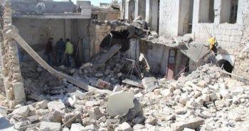 İdlib'e hava saldırısı: 6 sivil ölü