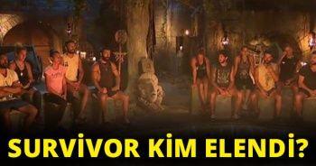 Survivor'da kim elendi adaya kim veda etti? Survivor 28 Mayıs | Survivor SMS sonuçları ÖĞREN