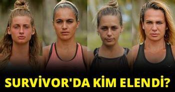 Survivor'da kim elendi adaya kim veda etti? | Survivor Kim Gitti, SMS sonuçları ÖĞREN