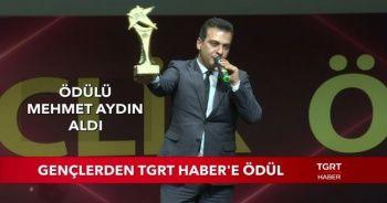 TGRT Haber'e 'En İyi Ana Haber Programı' ödülü