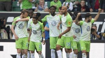 Wolfsburg ligde kaldı
