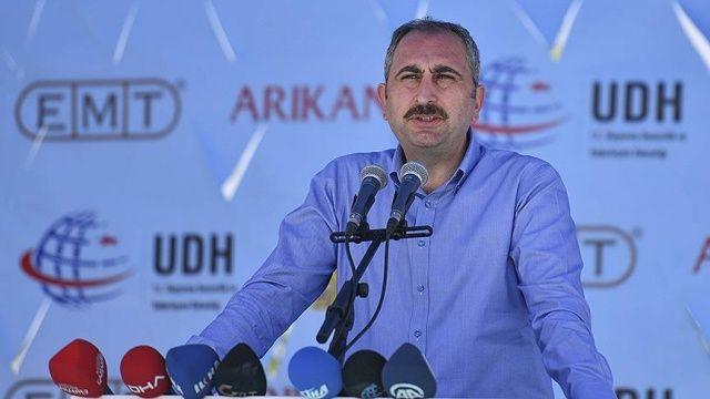 Adalet Bakanı Gül'den İnce'ye cevap