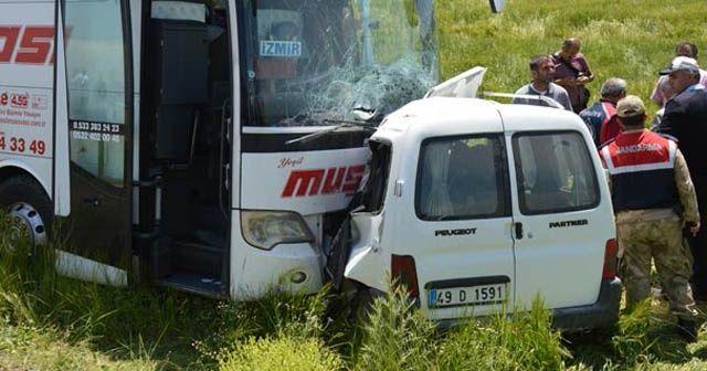 Çok feci kaza! Ölü ve yaralılar var...