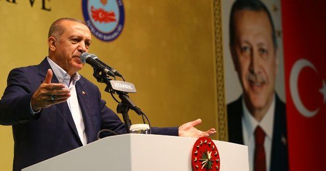 Cumhurbaşkanı Erdoğan'dan vatandaşlara 'sandıkları boş bırakmayın' çağrısı