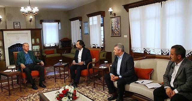 Cumhurbaşkanı Erdoğan: İlk işimiz OHAL'i kaldırmak olacak