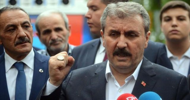 Destici: Kandil'den teröristler temizlenecek