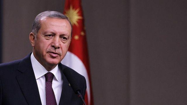 Erdoğan'dan Fenerbahçe Spor Kulübü Başkanı Koç'a kutlama
