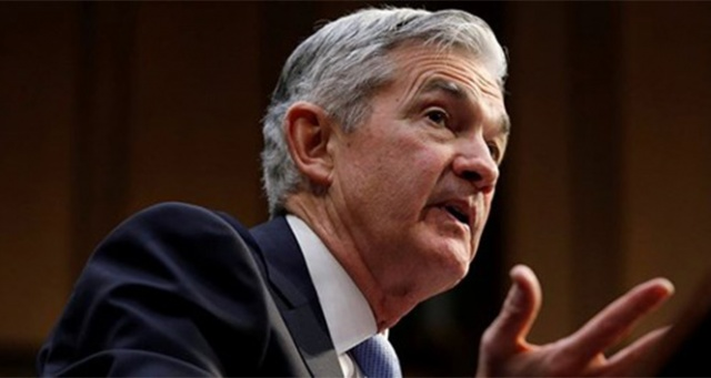 Fed Başkanı Jerome Powell faiz kararını değerlendirdi