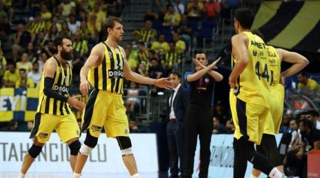 Fenerbahçe Doğuş şampiyon oldu