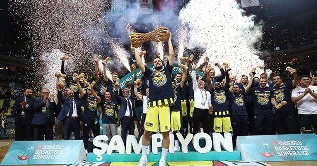 Fenerbahçe, şampiyonluk için teşekkür mesajı yayımladı