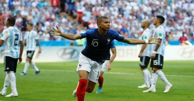 Fransa Arjantin engelini aştı!