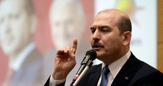 İçişleri Bakanı Soylu'dan Adil Öksüz açıklaması