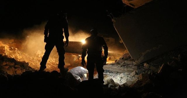 İdlib'e hava saldırısı: 20 ölü, 80 yaralı