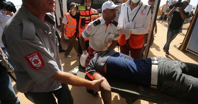İşgalci İsrail güçleri Filistinlilere saldırdı: 4 şehit