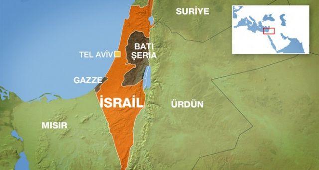İsrail'den Gazze'ye Helyum Gazı Kısıtlaması