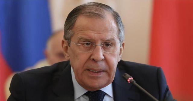 Lavrov ve Bolton Suriye ve Ukrayna'yı görüştü