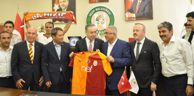 Mustafa Cengiz, Gaziantep'te!