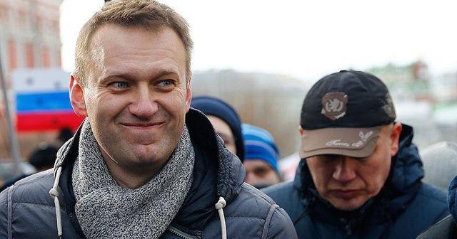Rus muhalif Navalnıy hapisten çıktı
