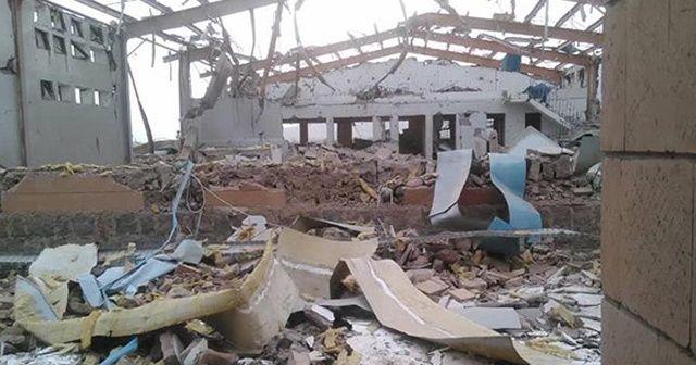 Sınır Tanımayan Doktorlar'dan Yemen'deki koalisyona tepki