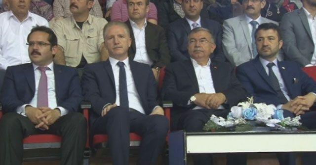 Sivas'ta TOKİ konutlarının kuraları çekildi