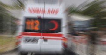 Adana'da kaza: 2 yaralı