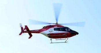 Ambulans helikopter sayısı 19 oldu