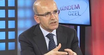 Başbakan Yardımcısı Şimşek TGRT Haber'de açıkladı: Belirsizlik azalacak