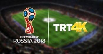 Dünya Kupası başladı! TRT 4K Nasıl izlenir? | TRT 1,TRT SPOR Biss KEY TRT 4K frekans bilgileri