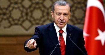Erdoğan'dan Menbiç açıklaması: Boşaltıyoruz, şimdi YPG orayı terk ediyor