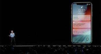 iOS 12 tanıtıldı! İşte iOS 12'nin yeni özellikleri