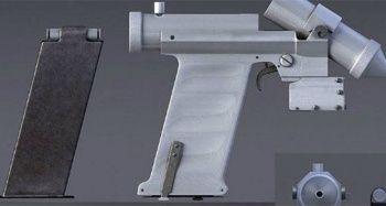 İşte kozmonotlar için geliştirilen 'uzay tabancası'