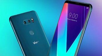 LG V35 ThinQ açıklandı, işte özellikleri ve fiyatı