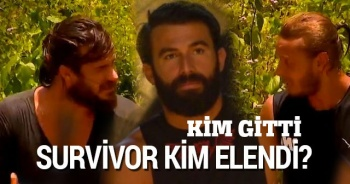 SURVİVOR KİM ELENDİ, KİM GİTTİ | Survivor Adaya Kim Veda Etti, İşte Elenen İsim 22 HAZİRAN