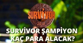 Survivor Şampiyonun Ödülü Ne Kadar? Survivor 2019 Şampiyonun Ödülü Ne? | Şampiyon KAÇ PARA ALACAK?